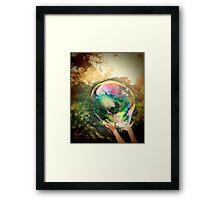 World Within Framed Print
