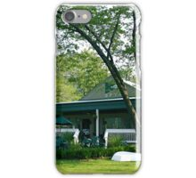 The Yacht Club iPhone Case/Skin