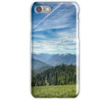 The Hills Are Alive iPhone Case/Skin