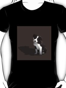 Border Collie Puppy T-Shirt