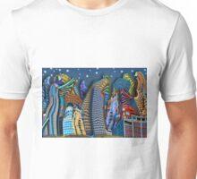 City of the Distort Unisex T-Shirt