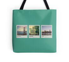 Polaroids Tote Bag