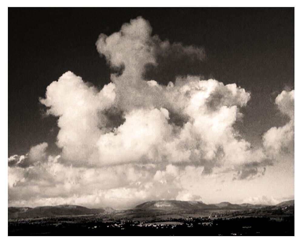 Clouds over Sligo by Tipptoggy
