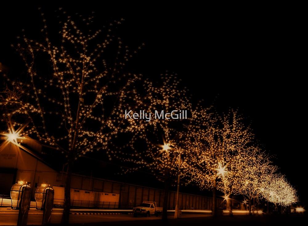 Salamanca Lights by Kelly McGill