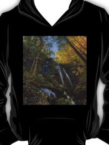 Lee Falls on an Autumn Morning T-Shirt