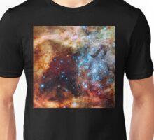 Doradus Nebula, Hubble Space Telescope Image Unisex T-Shirt