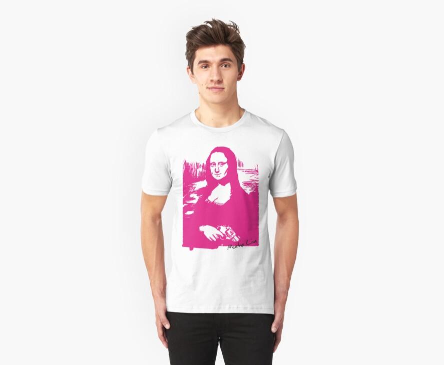 MUTHA LISA by Awesome Rave T-Shirts