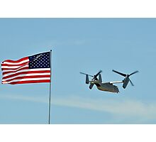 MV-22 Osprey Photographic Print