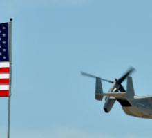 MV-22 Osprey Sticker