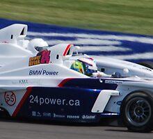 Formula bmw at F1 race weekend by Vonnie Murfin