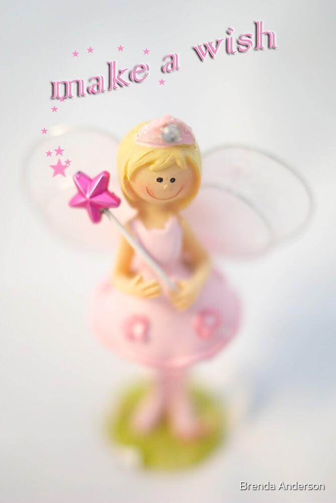 Fairy Dreams by Brenda Anderson
