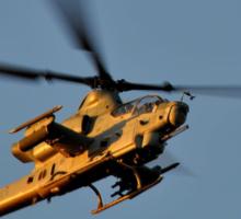 Bell AH-1Z Viper Sticker