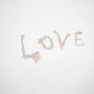 Paper Mache Love by Robert Knapman