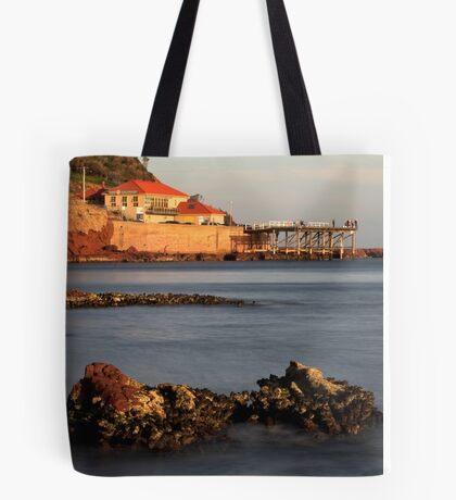 Merimbula Wharf Tote Bag