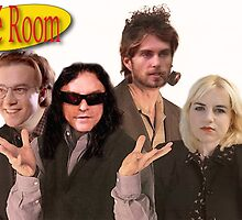 The Room Seinfeld Edition by KirkSomers