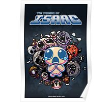 Binding of Isaac Poster Poster