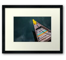 Explore Tranquility Framed Print