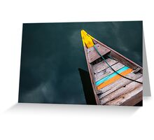 Explore Tranquility Greeting Card