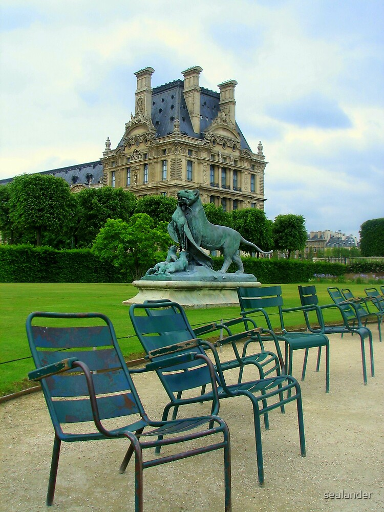Chairs by sealander