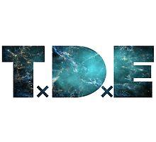 TDE Crab Nebula by Telic