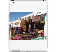 Tucson Art Booth iPad Case/Skin