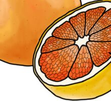 The Grapefruit Technique Sticker