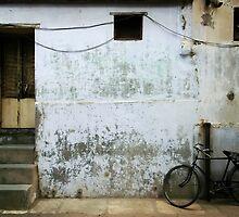 Ahmedabad street - India by Daveybot