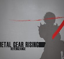 Metal Gear Rising - Revengeance - Raiden by RellikJoin