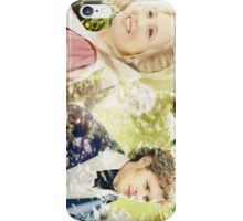 klaroline // i have loved none but you iPhone Case/Skin