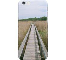 Marsh Boardwalk iPhone Case/Skin