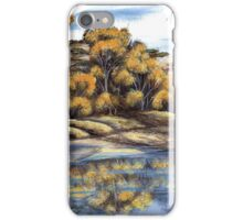Trees And Reflection iPhone Case/Skin