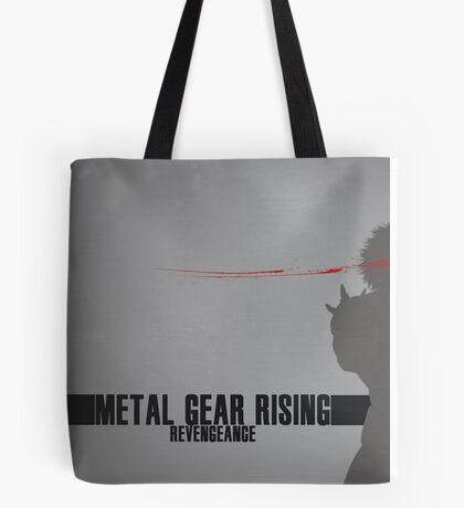 Metal Gear Rising - Revengeance - Raiden Tote Bag