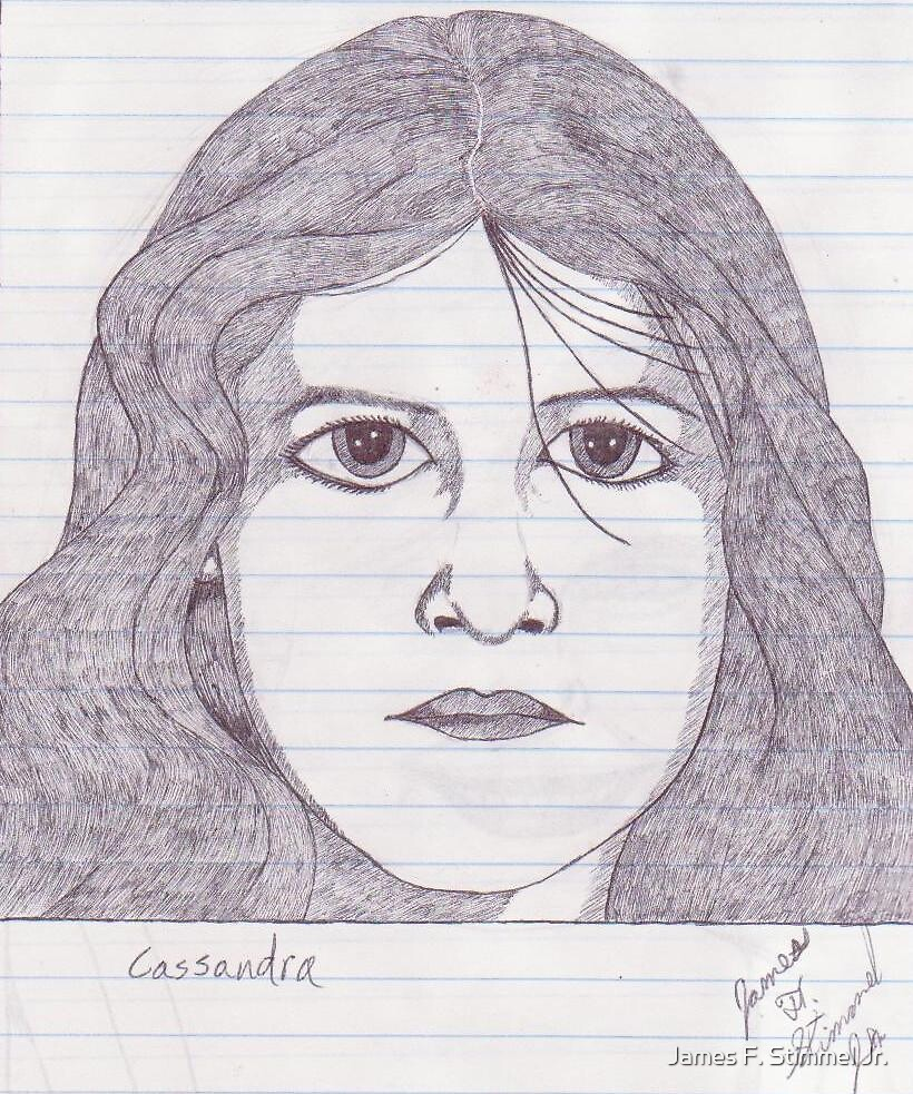 Cassandra by James F. Stimmel Jr.