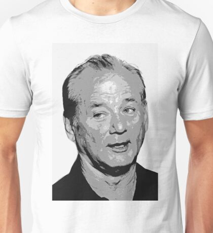 Bill Murray Poster Unisex T-Shirt