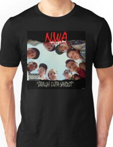 Straight Outta Sandlot Unisex T-Shirt