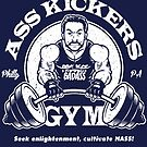 Ass Kickers Gym by CoDdesigns