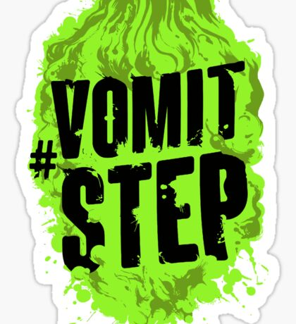 Snails - vomitstep Sticker