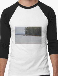 Fishing fleet Men's Baseball ¾ T-Shirt