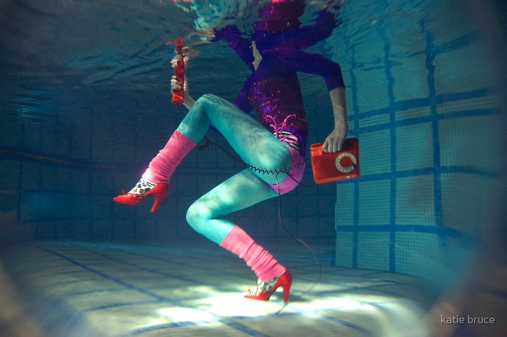 underwater fashion by katie bruce