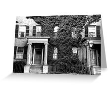 Ivy on Benefit Street Greeting Card