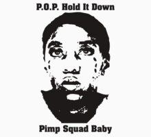 Pimp Squad Baby by grimelab1