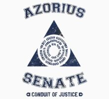 Azorius Senate by MissDoobie