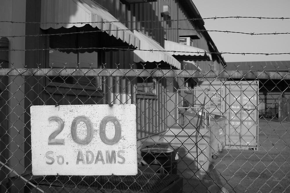 Anaheim Depot by Morven