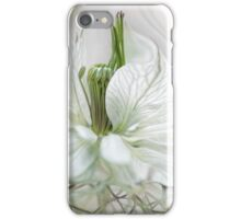 Love in a mist iPhone Case/Skin