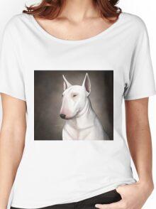 Bull Terrier Women's Relaxed Fit T-Shirt