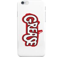 Grease is the Word iPhone Case/Skin