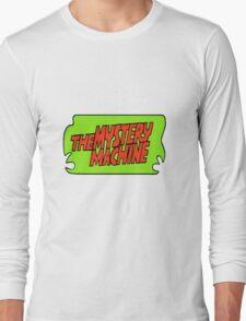 Mystery Machine  Long Sleeve T-Shirt