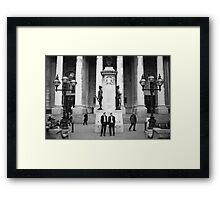 II Framed Print