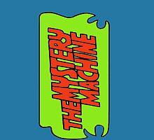 Mystery Machine by meglauren