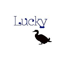 Aren't You Just a Lucky Duck by WhereMagicLives